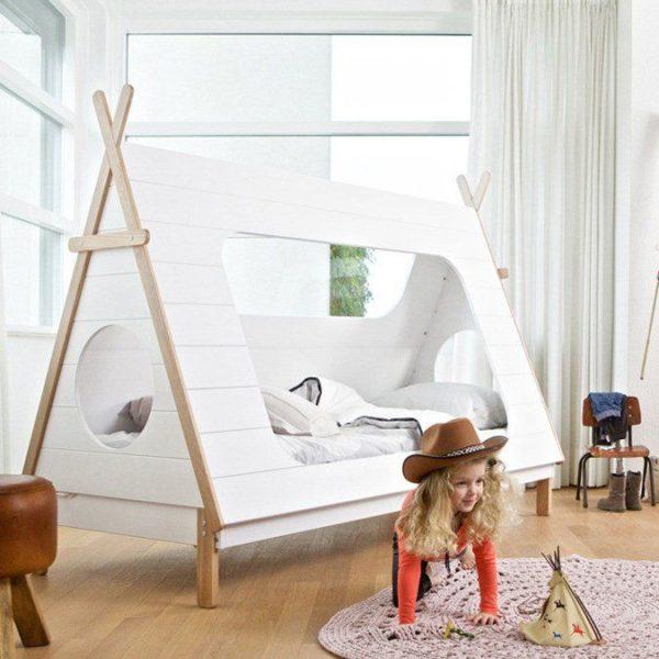 кроватка-домик индиана2