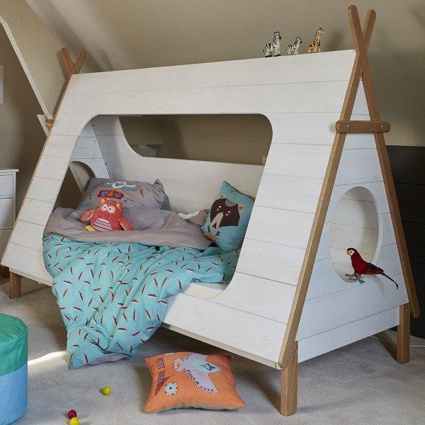 кроватка-домик индиана