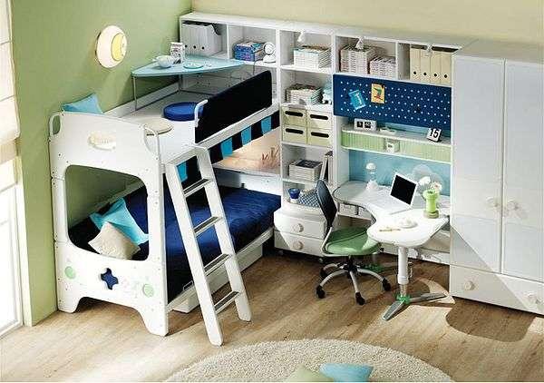 спальное и рабочее спальное место