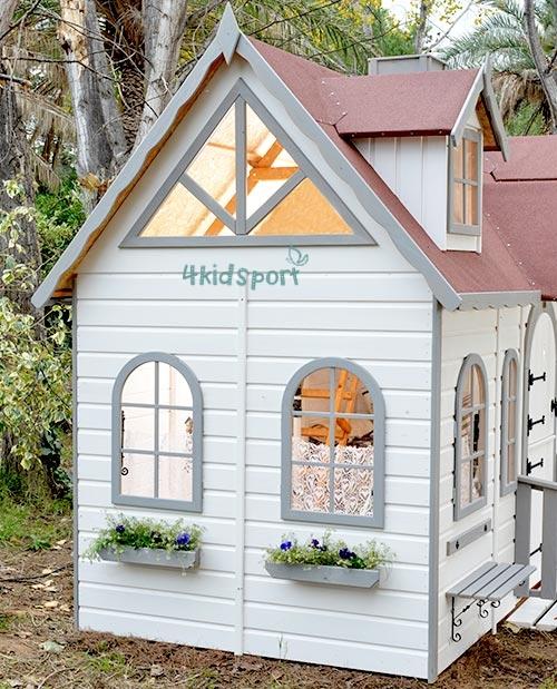 домик из дерева1