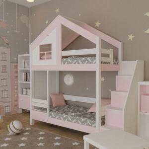 детская кроватка из сосны2