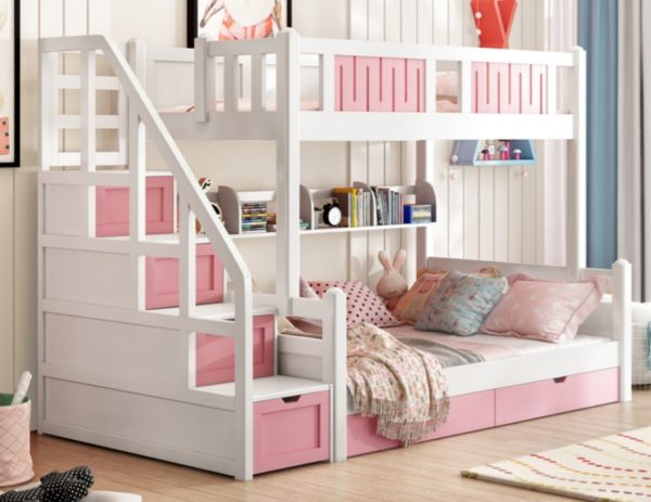 Детская двухъярусная кровать Остин