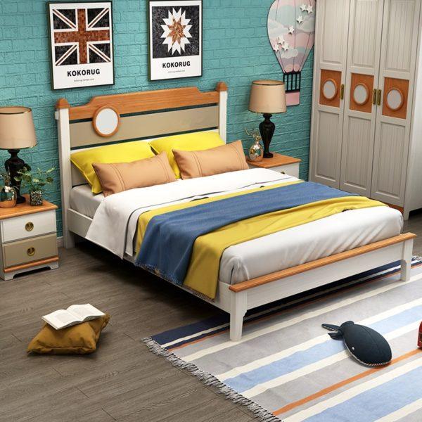кровать из массива бука2