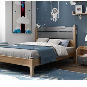 кровать из бука хьюстон