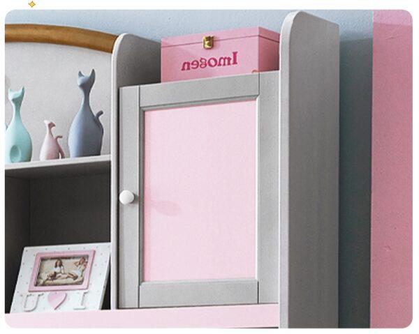 детская кровать со шкафчиками3