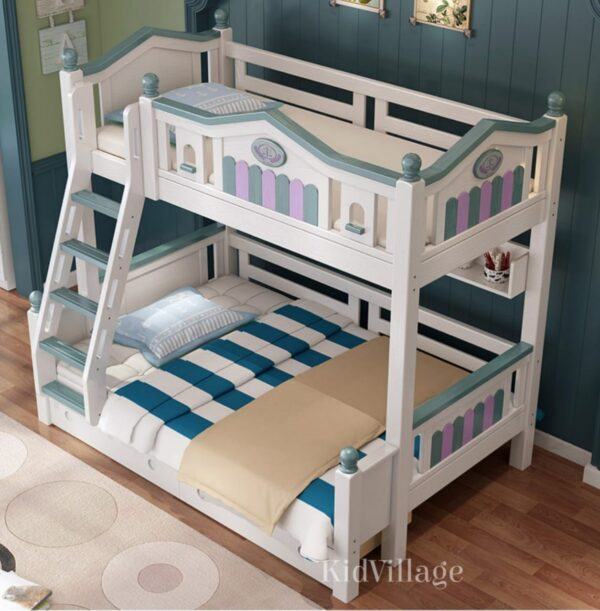 кровать волшебный домик 1