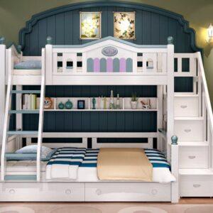 кровать волшебный домик