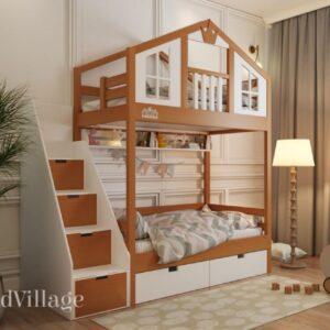 кровать хельсинки натурал