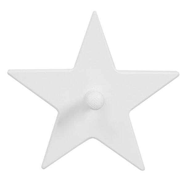 крючок детский звёздочкой 5