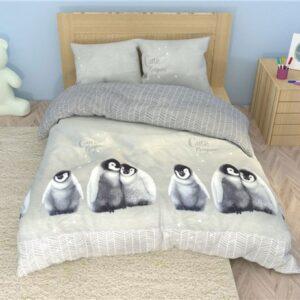 пингвины детское бельё