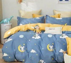 детское постельное бельё мышки