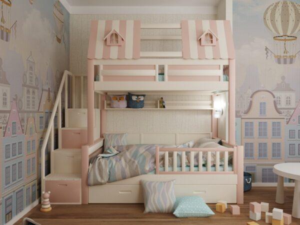 кровать Candy 2