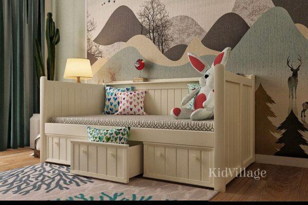 кровать кушетка леон1
