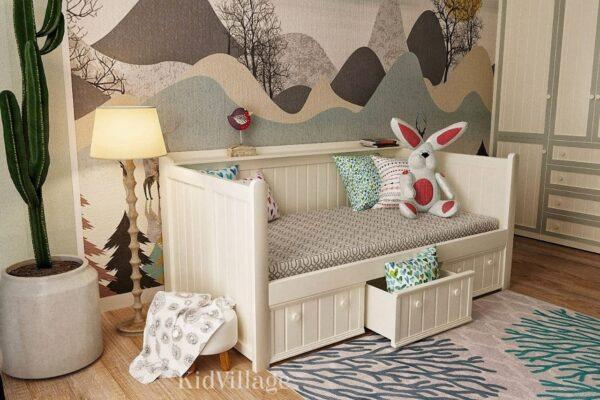 кровать кушетка леон3