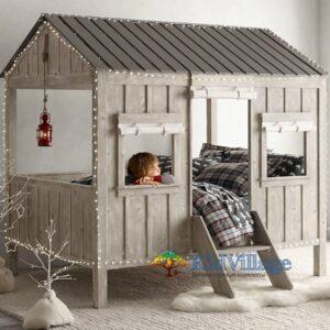 Кровати-домики для мальчика